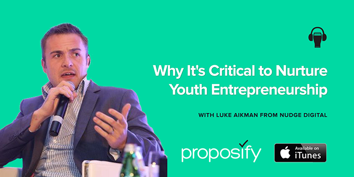 Why It's Critical to Nurture Youth Entrepreneurship
