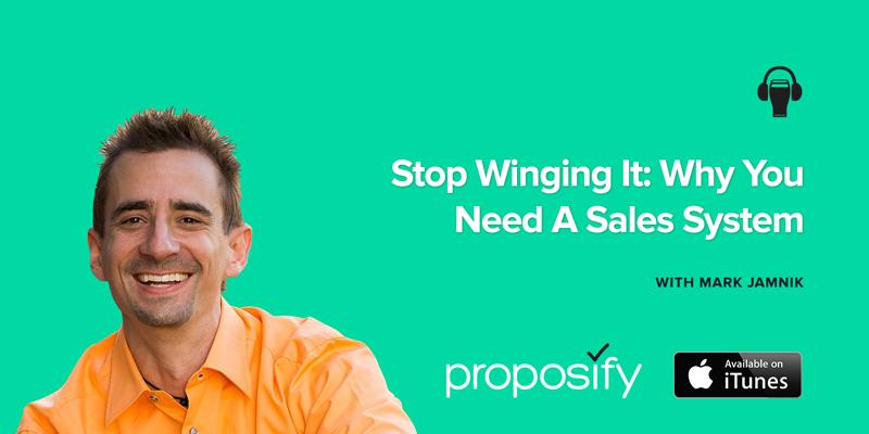 Stop Winging It: Why You Need A Sales System
