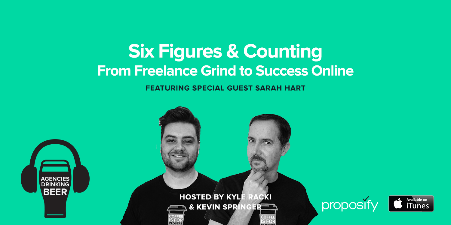 Six Figures & Counting: From Freelance Grind to Success Online