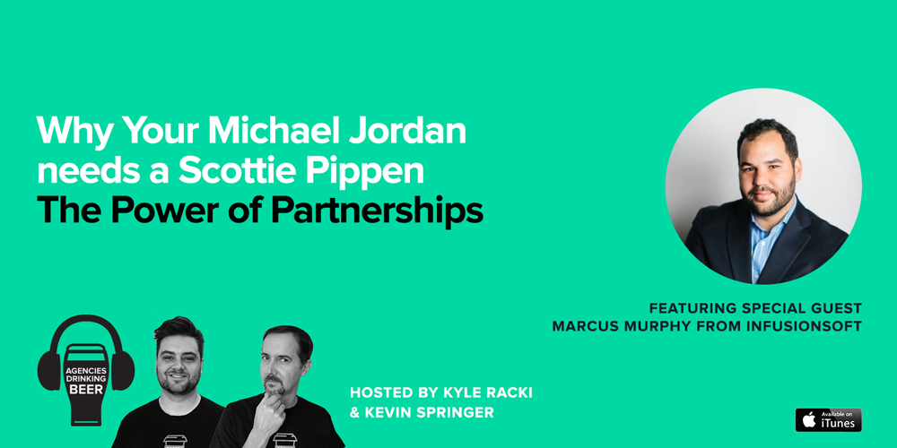 Why Your Michael Jordan needs a Scottie Pippen: The Power of Partnerships