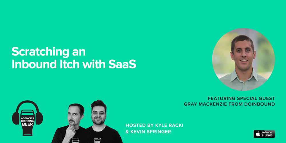 Scratching an Inbound Itch with SaaS
