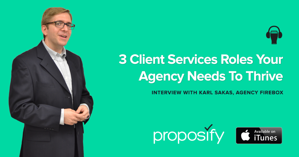 3 Client Service Roles Your Agency Needs To Thrive Proposify