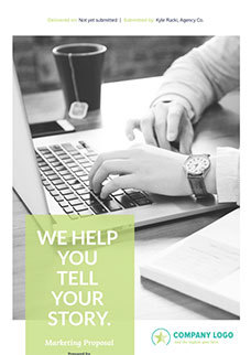 free business proposal templates proposify