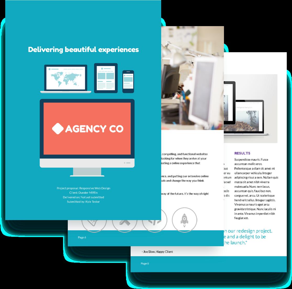 We Design - Web (Big CTA)